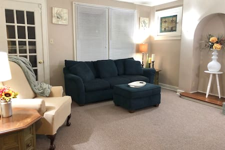 2BR On Quiet Street + Parking & Private Balcony