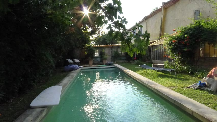 piscine et farniente