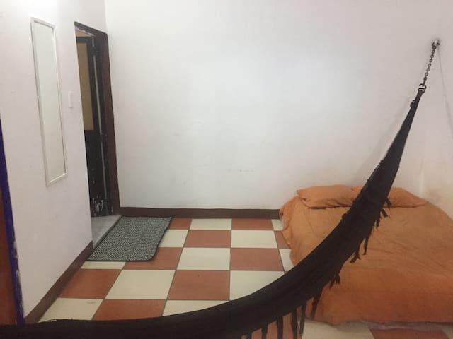 Habitación privada cerca del centro de Juchitán
