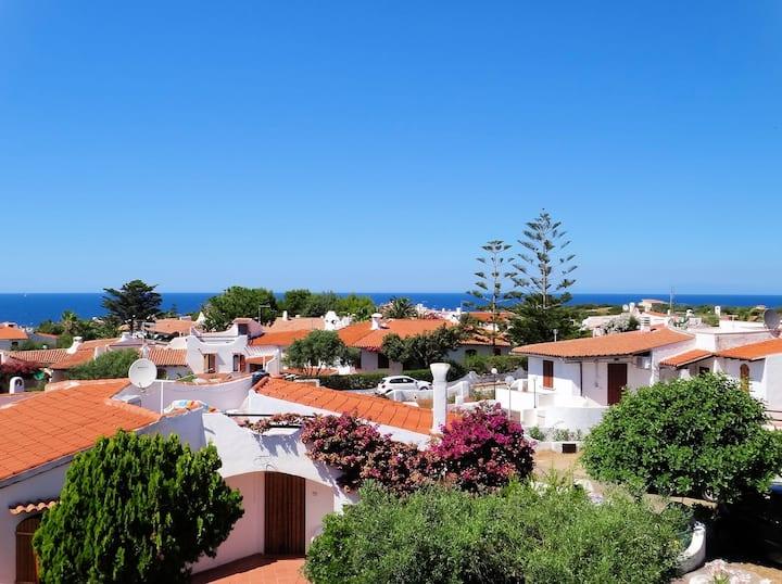 Maison à mer en Sardaigne (Sa Fiorida Valentina)
