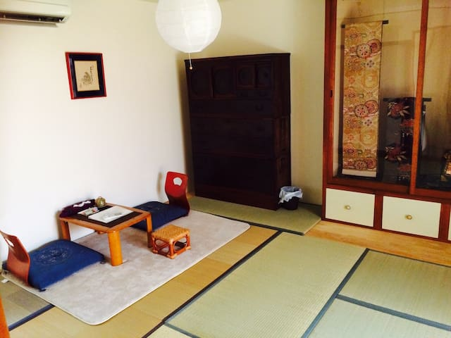 100years old Machiya Near KIX roomA - Izumisano-shi