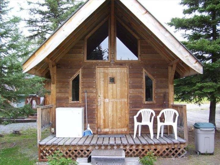 Alaska Cozy Cabins (Cabin 8) - Amazing Location!