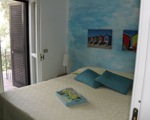 Residenza Biancolilla, Acciaroli, Cilento, Italy