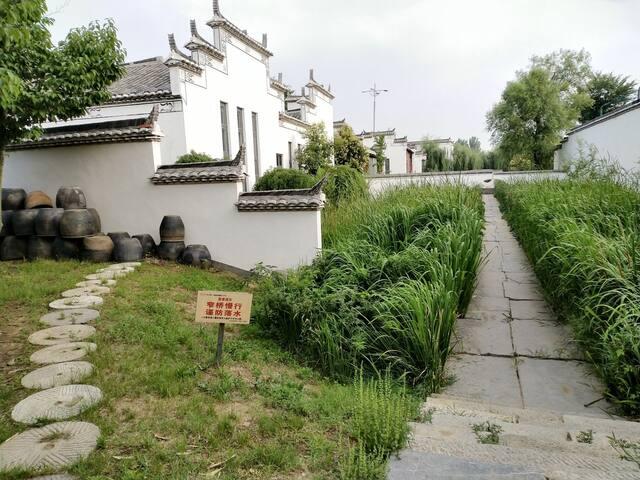 4A景区内的观唐温泉渡假村