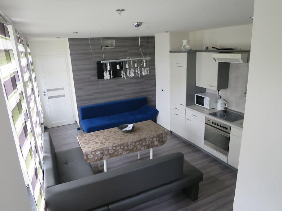 kleine gem tliche einlieger wohnung in krauschwitz wohnungen zur miete in krauschwitz sachsen. Black Bedroom Furniture Sets. Home Design Ideas