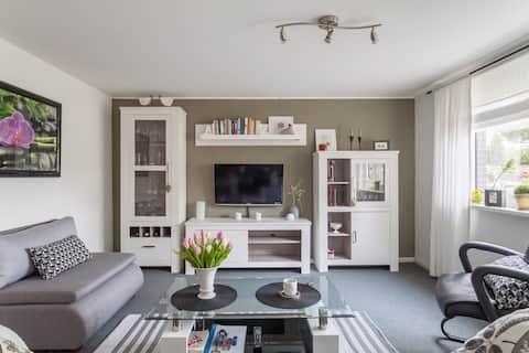 Apartment de luxe, Exhibition Laatzen 15 min away