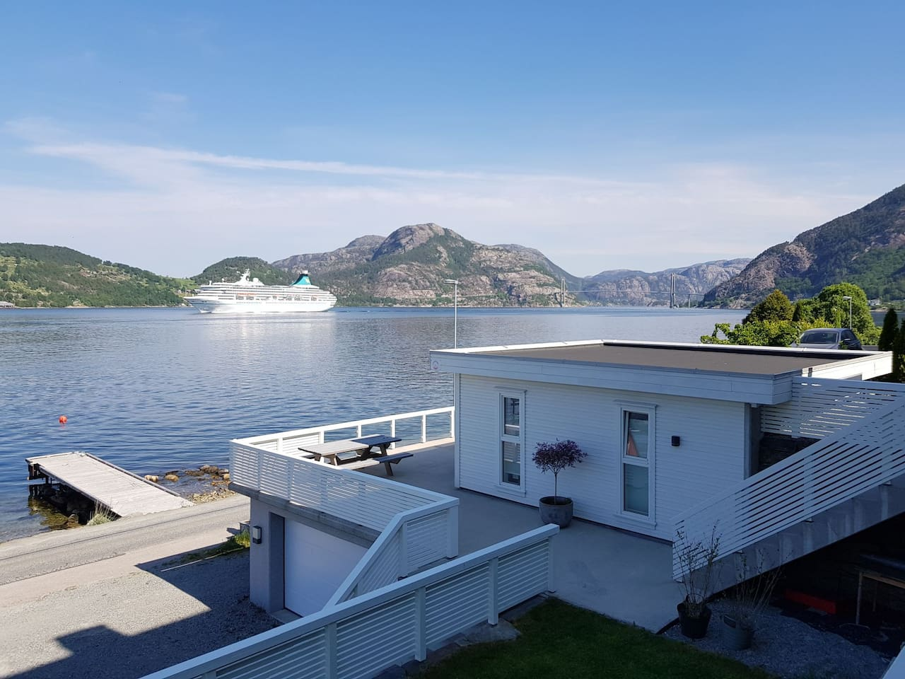 The Lysefjorden Guesthouse