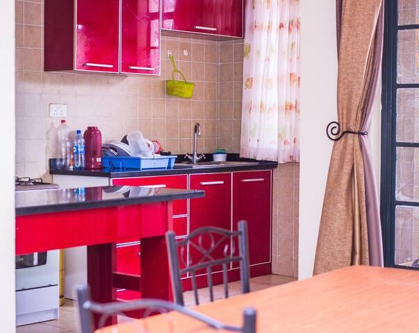 2 bedroomed jacaranda gardens! - Nairobi - Byt