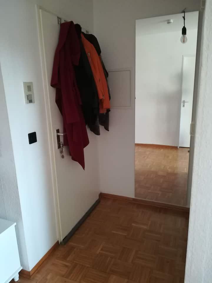 Zentrale Maisonette Wohnung mit Dachterrasse