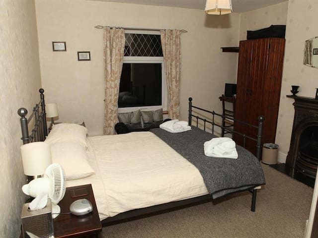 Double  Room at Fitzwarine House