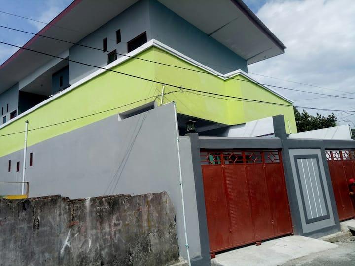 cozzy place anugrah's house desa poka
