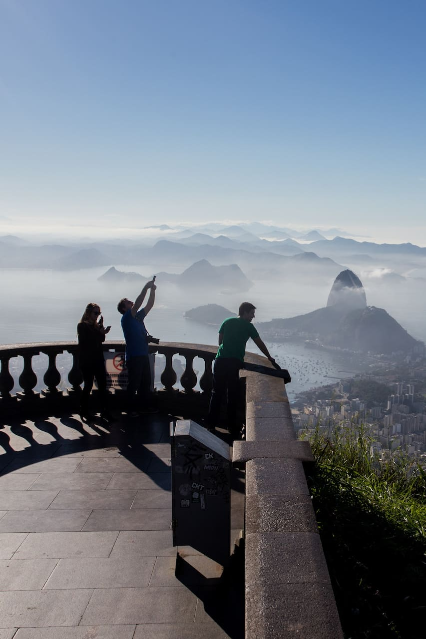 First to Reach Corcovado