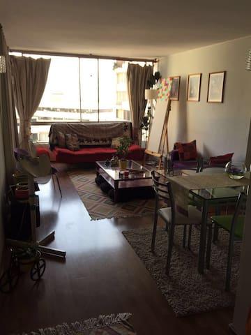 Acogedor dormitorio en Providencia ;) - Providencia - Apartment