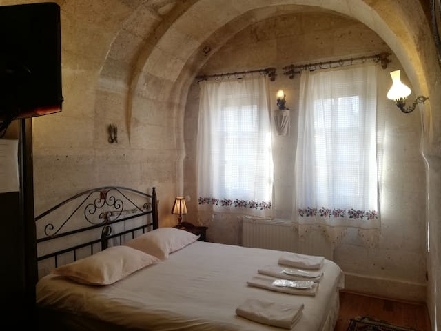 Cave & Stone Rooms @Cappadocia (Double bed)