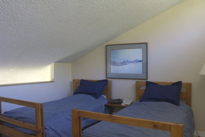 Tamarron Vacation Rentals 510 - Loft Unit with 2 Twins upstairs - Durango, Colorado