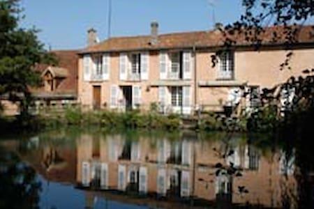 moulin de bugy - Saint-Maurice-de-Satonnay - Villa