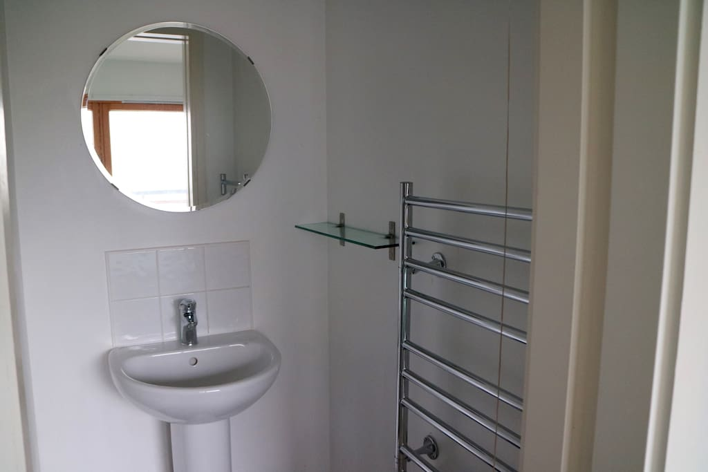 Ensuite Shower and Sink