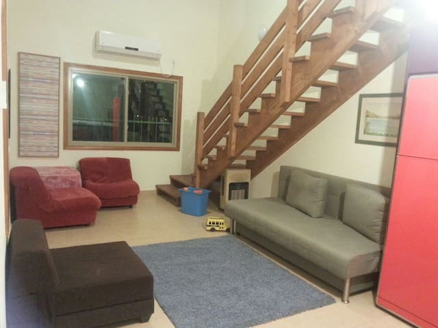 3 bedroom tzimmer - northern Israel - meron - Penzion (B&B)