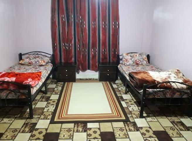 Petra Eagle House