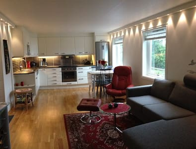 Vangsnes - charming apartment with Fjord view - Vangsnes - 公寓