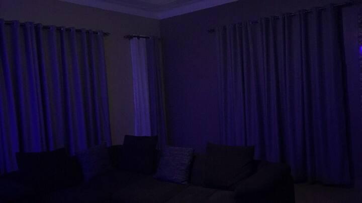 Kampala Heights Apartment......Space to call home