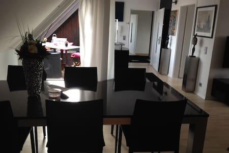 Moderne 2,5 DG-Zi-Wohnung im Herzen von Ulm - Ulm - อพาร์ทเมนท์