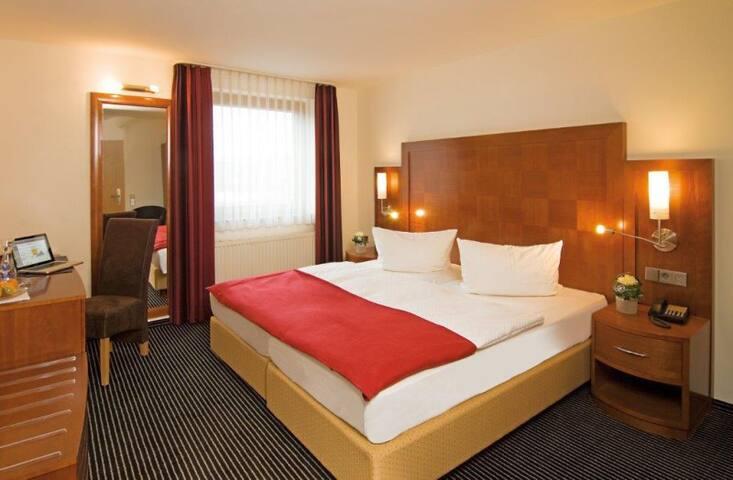 Ambient Hotel Salzburger Hof, (Giengen), Business Einzelzimmer