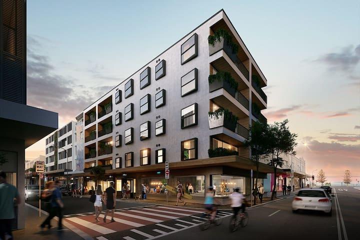 Gorgeous Brand New Apartment Opposite Bondi Beach - Bondi Beach - Departamento
