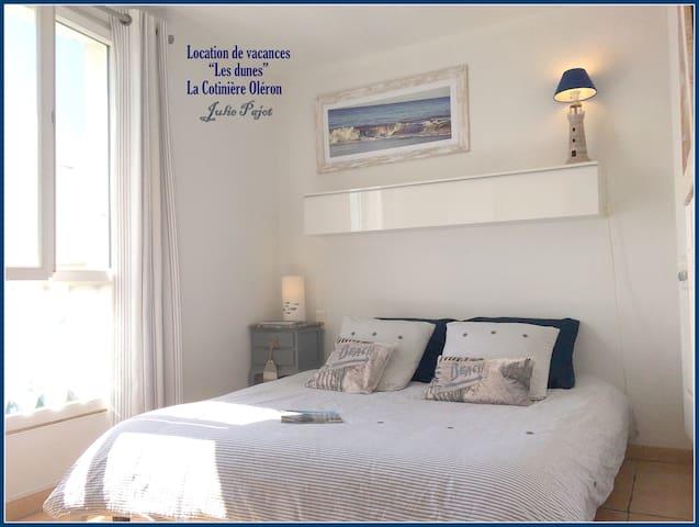 Studio de charme étoilé bord de mer la Cotinière