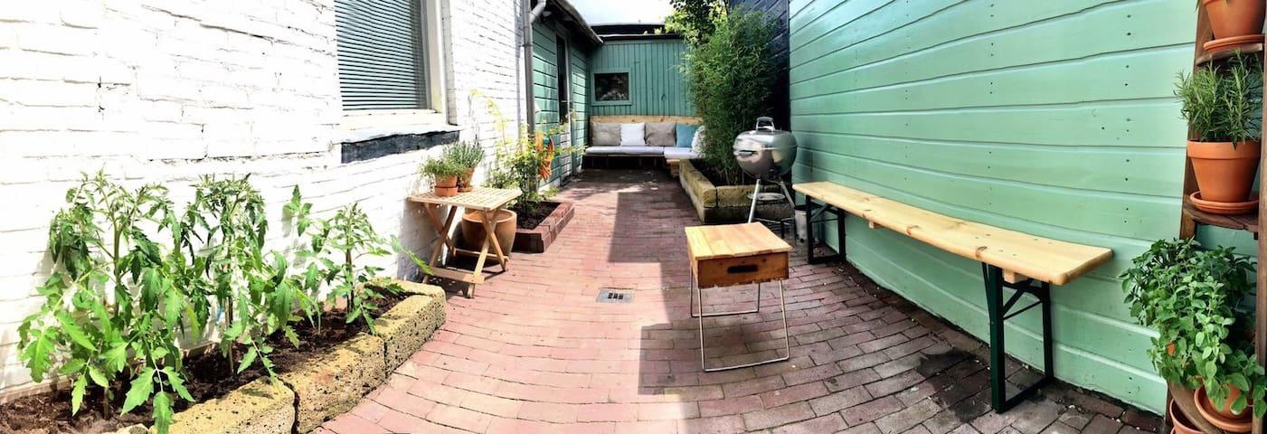Hippe benedenwoning in Utrecht - Utrecht - House