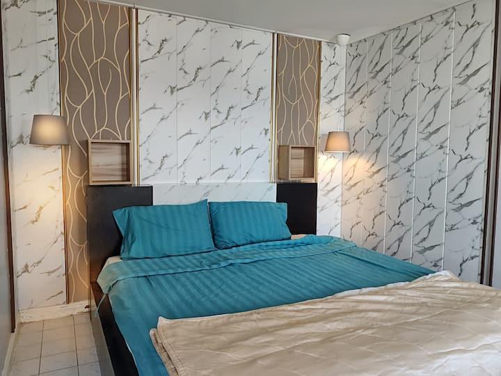 Paradise Condo - 1 bed 2 baths - 17 fl. (90 sqm)