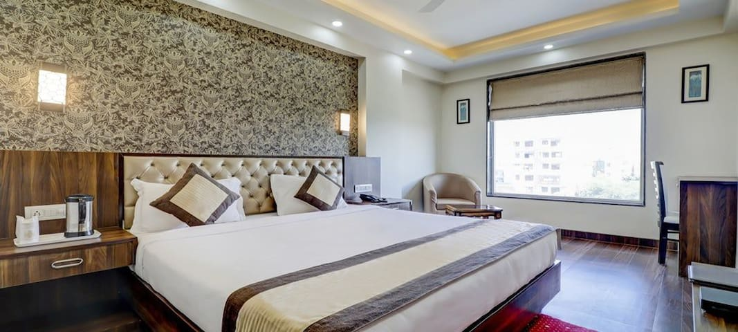Hotel Sanskar By Keymagics - Executive Room
