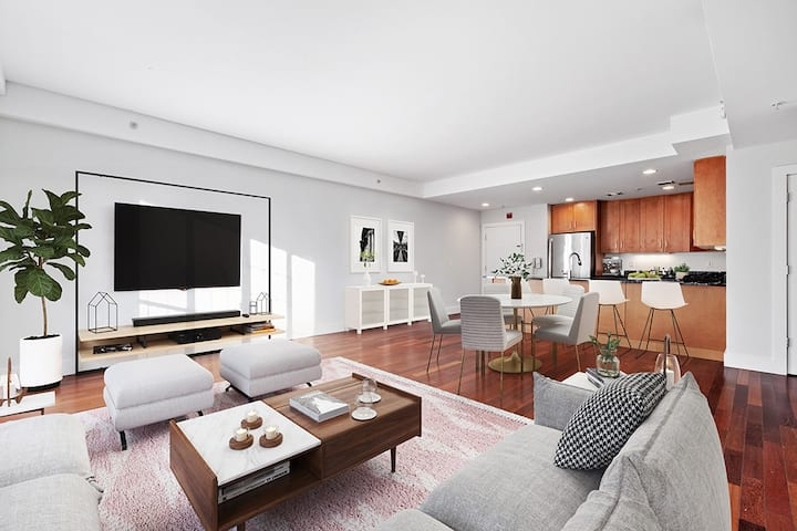 Stay as long as you want | 1BR in Hoboken