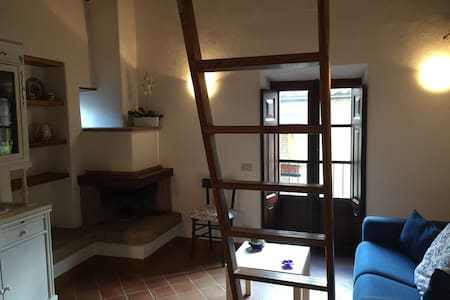 The warm atmosphere of Trevignano - Wohnung