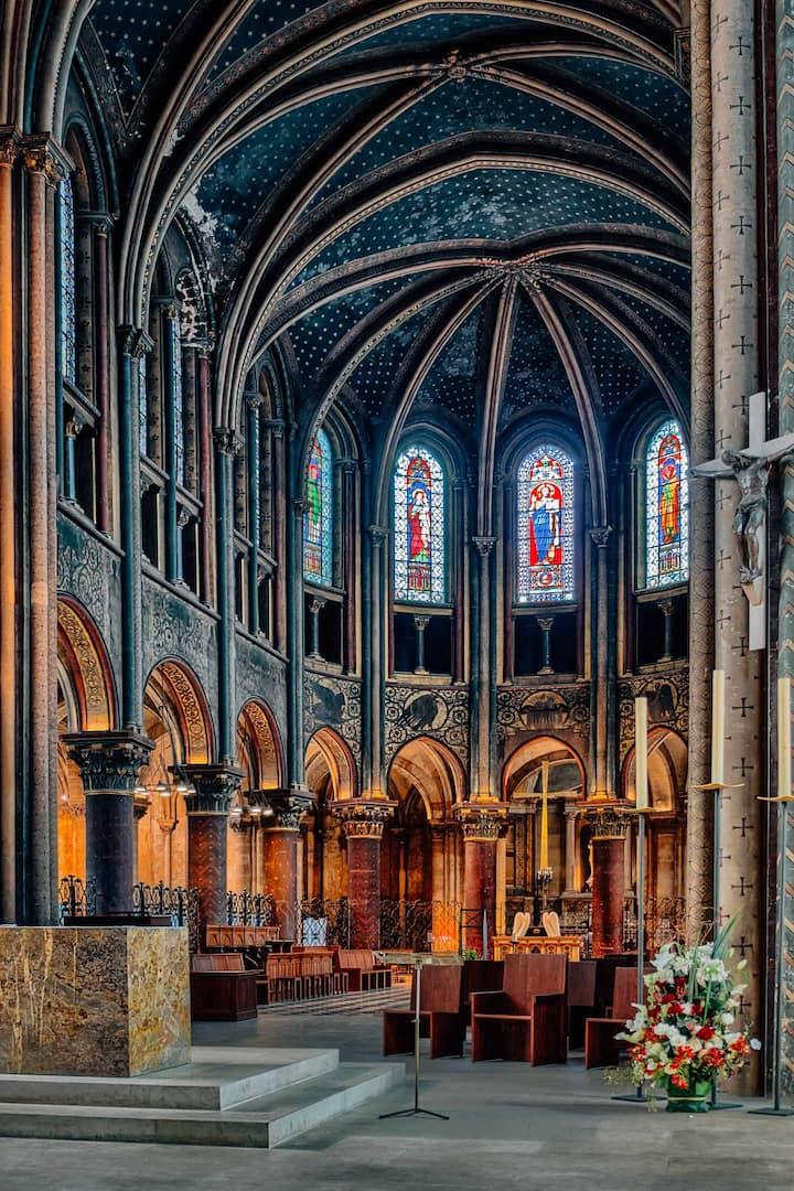 The city's oldest church