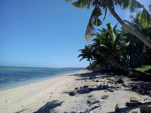 Fijian style homestay