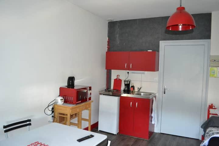 Studio proche de la gare sncf Poitiers centre