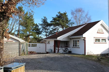 House With Great View. Car can be included if need - Grimstad