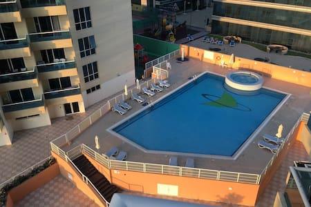 Nice View & Cozy Appartement - Dubai