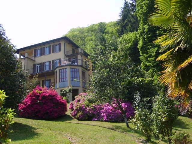 Villa Perondi in Stresa Whg. Nr. 5