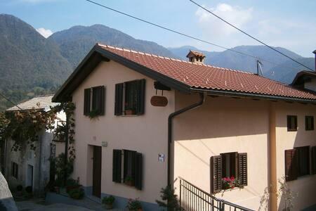 Apartmajska hiša pri Tempu - Tolmin