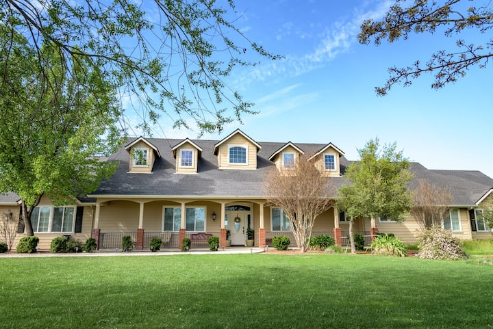 Peace of Mind - Relaxed Rural Retreat