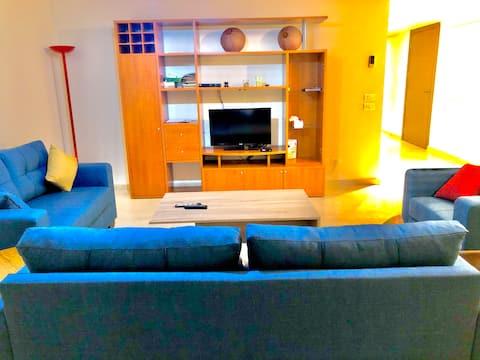 Appartement Moderne dans un Quartier Calme