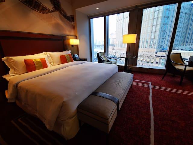 澳门新濠影汇酒店式公寓Studio City Macau