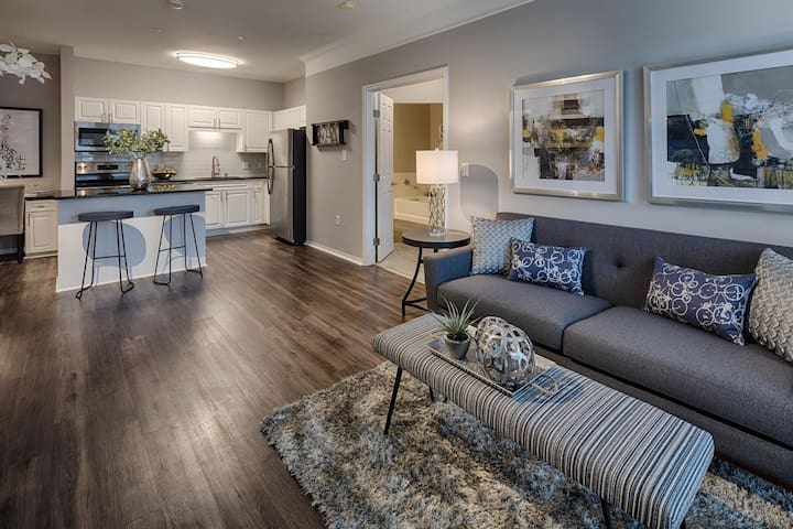 Stay as long as you want | 1BR in Plymouth