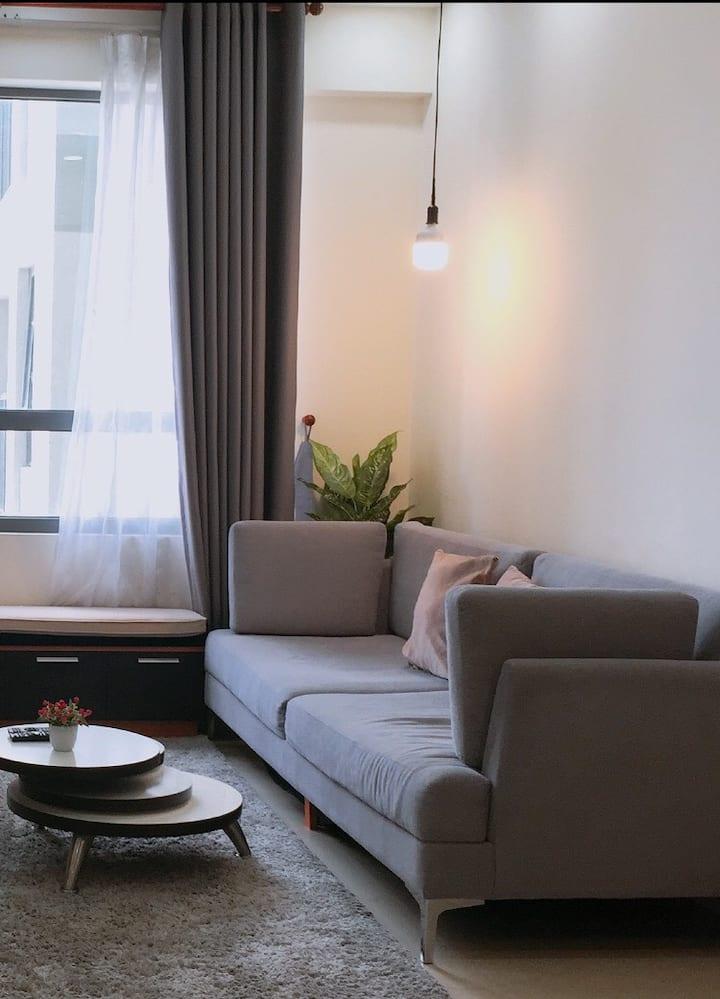 Cozy Masteri 1 bedroom apartment in Thao Dien