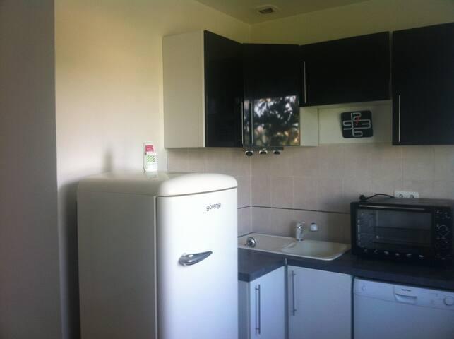 Appartement F2 au calme à la pardieu vers cézeaux - Clermont-Ferrand - Apartment