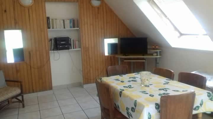 appartement à la campagne proche de Lannion