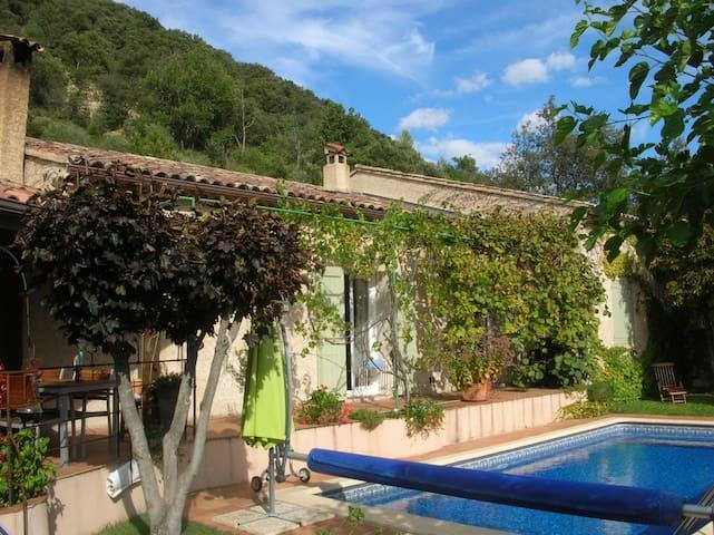 La maison du hibou - Allemagne-en-Provence - Leilighet