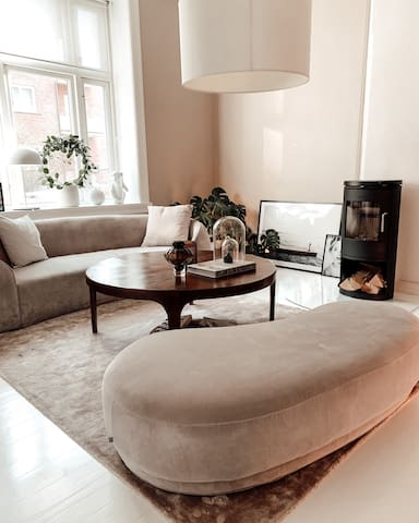 Beautiful & charming apartment FagerborgMajorstuen